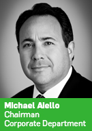 Michael Aiello, Chairman, Corporate Department