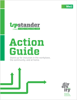Upstander Action Guide