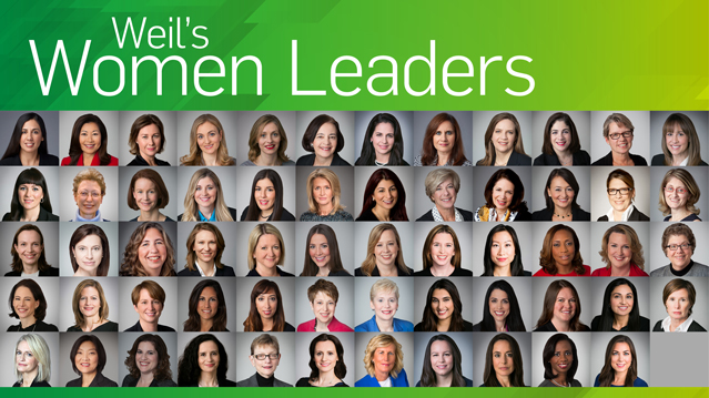 Women of Weil - Weil, Gotshal & Manges LLP