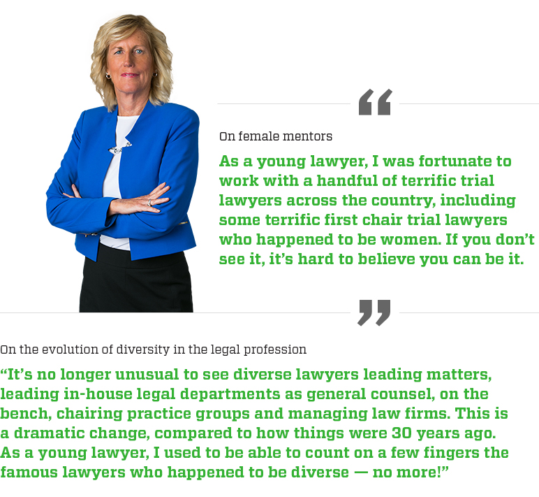 Women in Law: The Weil Women Making a Difference 2
