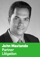John Mastando, Partner, Litigation