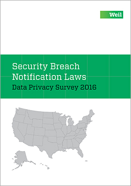 Data Privacy Survey 2016