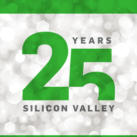 25 Years Silicon Valley