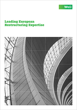Leading European Restructuring Expertise