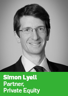 Simon Lyell, Partner, Private Equity